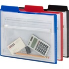 Smead Project Organizers with Zip Pouch