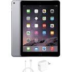 "eReplacements iPad Air 2 Tablet - 9.7"" - 64 GB Storage - iOS 8 - Space Gray, Black - Refurbished"