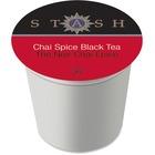 Stash Chai Spice Black Tea - Black Tea - Chai Spice, Cinnamon, Ginger, Cardamom - 24 / Box