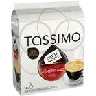 Tassimo Tassimo Americano Coffee Pods Pod - Americano, Arabica - Dark - 4.3 oz - 14 / Bag