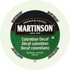 Martinson Colombian Decaf Medium Roast Coffee K-Cup - Decaf Colombia - Medium - 24 / Box