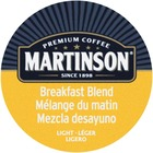 Martinson Breakfast Blend Light Roast Coffee K-Cup - Breakfast Blend - Light - 24 / Box