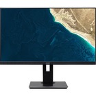 """Acer B277 27"""" LED LCD Monitor - 16:9 - 4ms GTG - Free 3 year Warranty - In-plane Switching (IPS) Technology - 1920 x 1080 - 16.7 Million Colors - Adaptive Sync - 250 cd/m² - 4 ms GTG - 75 Hz Refresh Rate - 2 Speaker(s) - HDMI - VGA - DisplayPort"""