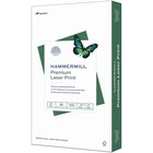 "Hammermill Paper for Color Laser, Inkjet Print Laser Paper - Legal - 8 1/2"" x 14"" - 24 lb Basis Weight - Ultra Smooth - White"