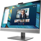 "HP Business E243m 23.8"" Full HD LED LCD Monitor - 16:9 - Silver, Black - 1920 x 1080 - 250 cd/m² - 5 ms - Webcam - HDMI - VGA - DisplayPort"