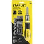 Stanley Screwdriver - Nickel Plated - Ergonomic Design - 23 / Kit