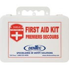 "Impact Products Alberta First Aid Kits Level #1 Kit - 10 x Individual(s) - 7.25"" (184.15 mm) Height x 10.50"" (266.70 mm) Width x 3"" (76.20 mm) Depth - 1 Each"