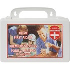 "Impact Products Home First Aid Kit in Box - 87 x Piece(s) - 5.50"" (139.70 mm) Height x 8.25"" (209.55 mm) Width x 2.75"" (69.85 mm) Depth - 1 Each"