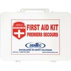 "Impact Products New Brunswick Regulation Lvl 2 First Aid Kit - 10.50"" (266.70 mm) Height x 14.25"" (361.95 mm) Width x 3.50"" (88.90 mm) Depth - 1 Each"
