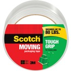 Scotch Sure Start Packaging Tape - 1 Roll - Clear