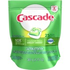 Cascade ActionPacs - Ready-To-Use - 382.7 g - 25 / Pack - White, Green
