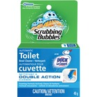 Scrubbing Bubbles® Auto Toilet Bowl Cleaner - Ready-To-Use - 48 g - 1 Each - Blue