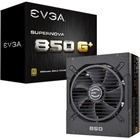 EVGA SuperNOVA 850W Power Supply - Internal - 120 V AC, 230 V AC Input - 850 W / 3.3 V DC, 5 V DC, 12 V DC, 12 V DC, 5 V - 1 +12V Rails - 1 Fan(s) - 90% Efficiency