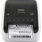 "Brother QL-1110NWB Direct Thermal Printer - Monochrome - Desktop - Label Print - 118.11"" (3000 mm) Print Length - 4"" Print Width - 110 mm/s Mono - 300 x 300 dpi - Wireless LAN - Label, Roll Paper, Die-cut Label, Continuous Label - 4.08"" (103.60 mm) Label"