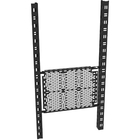 C2G Wall Mount for Cabinet - Black - TAA Compliant - 13.61 kg Load Capacity