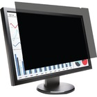 "Kensington Privacy Screen Filter - For 27"" Widescreen LCD Monitor - 16:9 - Scratch Resistant, Damage Resistant"