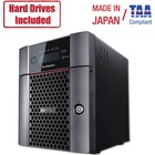Buffalo TeraStation 5410DN Desktop 32 TB NAS Hard Drives Included - Annapurna Labs Alpine AL-314 Quad-core (4 Core) 1.70 GHz - 4 x HDD Supported - 4 x HDD Installed - 32 TB Installed HDD Capacity - 4 GB RAM DDR3 SDRAM - Serial ATA/600 Controller - RAID Su