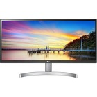 """LG Ultrawide 29WK600-W 29"""" UW-UXGA LED Gaming LCD Monitor - 21:9 - Textured White, Textured Silver, Textured Black, Silver Hairline - In-plane Switching (IPS) Technology - 2560 x 1080 - 16.7 Million Colors - FreeSync - 300 cd/m² - 5 ms GTG - HDMI - D"""