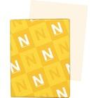 "Exact Inkjet, Laser Print Vellum Paper - Letter - 8 1/2"" x 11"" - 67 lb Basis Weight - 250 / Pack - Ivory"