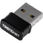 TRENDnet TEW-808UBM IEEE 802.11ac - Wi-Fi Adapter - USB - 1.17 Gbit/s - 2.40 GHz ISM - 5 GHz UNII - External