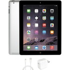 "eReplacements iPad (4th Generation) Tablet - 9.7"" - 32 GB Storage - iOS 10 - Black - Refurbished - Apple A6X SoC - ARM Dual-core (2 Core) 1.40 GHz - 1.2 Megapixel Front Camera - 5 Megapixel Rear Camera"