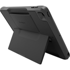"""Kensington BlackBelt Carrying Case for 9.7"""" Apple iPad (5th Generation), iPad (6th Generation) Tablet - Slip Resistant, Drop Resistant, Impact Resistance - Silicone Strap - Textured Bumper - Hand Strap"""