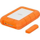 LaCie Rugged RAID Pro 4TB - 2 x HDD Supported - 4 TB Installed HDD Capacity - RAID Supported 0, 1 - 2 x Total Bays - Portable