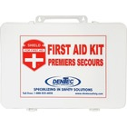 "Impact Products British Columbia Level 1 First Aid Kit - 241 x Piece(s) - 3"" (76.20 mm) Height x 10"" (254 mm) Width x 10"" (254 mm) Depth - Plastic Case - 1 Each"