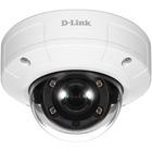 D-Link Vigilance 2 Megapixel Network Camera - Dome - TAA Compliant - 60 ft (18288 mm) Night Vision - H.265, Motion JPEG, MPEG-4, H.264 - 1920 x 1080