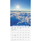 At-A-Glance DayDream Calendar - Yes - Monthly, Weekly - 1.3 Year - September till December - 1 Month Single Page Layout - Wall Mountable - Bilingual