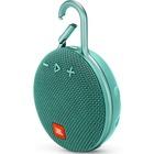 JBL Clip 3 Portable Bluetooth Speaker System - Teal