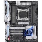 Gigabyte X299 DESIGNARE EX Desktop Motherboard - Intel Chipset - Socket R4 LGA-2066 - 512 GB DDR4 SDRAM Maximum RAM - DIMM, UDIMM, RDIMM - 8 x Memory Slots - Gigabit Ethernet - Wireless LAN - 4 x USB 3.1 Port - 8 x SATA Interfaces