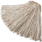 "Rubbermaid Commercial 24 oz Dura Pro Blend Wet Mop, 1"" Headband, White"