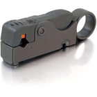 C2G Dual Blade Stripper - Gray, Orange - 59 g