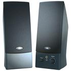 Cyber Acoustics CA-2016WB 2.0 Speaker System - Black - USB