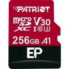 Patriot Memory 256 GB Class 10/UHS-I (U3) microSDXC - 100 MB/s Read - 80 MB/s Write - 3 Year Warranty