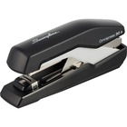 "Swingline Rapid Omnipress 30 Stapler - 30 Sheets Capacity - 210 Staple Capacity - Full Strip - 1/4"" Staple Size - Black, Gray"