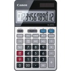 "Canon HS-20TSC 12-Digit Green Calculator - Kickstand - 12 Digits - LCD - Battery/Solar Powered - 7.1"" x 4.3"" x 1"" - Acrylic, Metal - Desktop - 1 Each"