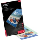 """GBC EZUse Thermal Legal-size Laminating Pouch - Sheet Size Supported: Legal 8.50"""" (215.90 mm) Width x 14"""" (355.60 mm) Length - Laminating Pouch/Sheet Size: 5 mil Thickness - Glossy, Crystal - Jam-free, Fade Resistant, Discoloration Resistant, Alignment Gu"""