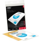 """GBC EZUse Thermal Letter-size 5m Laminating Pouch - Sheet Size Supported: Letter 8.50"""" (215.90 mm) Width x 11"""" (279.40 mm) Length - Laminating Pouch/Sheet Size: 5 mil Thickness - Glossy, Crystal - Jam-free, Fade Resistant, Discoloration Resistant, Alignme"""