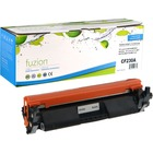 fuzion Remanufactured Toner Cartridge - Alternative for HP 30A (CF230A) - Black - Laser - 1600 Pages - 1 Each