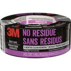 """3M Duct Tape - 25 yd (22.9 m) Length x 1.88"""" (47.8 mm) Width - Residue-free, Long Lasting - 1 - Gray"""