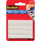 Scotch Removable Adhesive Putty - Removable, Reusable, Acid-free, Non-toxic - White