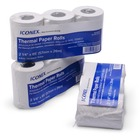 "NCR Thermal Print Cash Register Roll - 2 1/4"" x 85 ft - 3 Roll"