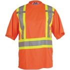 Viking Journeyman Safety T-Shirt Large Orange
