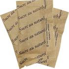 Cassonade Brown Sugar - Molasses Flavor - Natural Sweetener - 1000/Carton