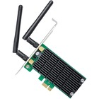 TP-Link Archer T4E IEEE 802.11ac - Wi-Fi Adapter for Desktop Computer - PCI Express - 1.17 Gbit/s - 2.40 GHz ISM - 5 GHz UNII - Internal