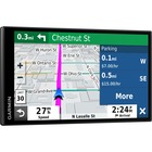 "Garmin DriveSmart 65 Automobile Portable GPS Navigator - Portable, Mountable - 7"" - Touchscreen - Microphone - microSD - Voice Command, Lane Assist, Junction View, 3D Terrain View, Route Shaping, Speed Assist - Bluetooth - USB - 1 Hour - Preloaded Maps -"