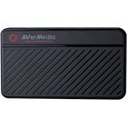 AVerMedia ive Gamer MINI (GC311) - Functions: Video Game Recording, Video Game Capturing - USB 2.0 - 1024 x 576 - MPEG-4, H.264 - USB - Mac, PC - External