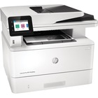 HP LaserJet Pro M428 M428fdw Laser Multifunction Printer - Monochrome - Copier/Fax/Printer/Scanner - 40 ppm Mono Print - 4800 x 600 dpi Print - Automatic Duplex Print - 1200 dpi Optical Scan - 350 sheets Input - Gigabit Ethernet - Wireless LAN - HP ePrint